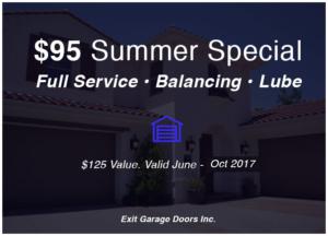 Charmant Exit Garage Doors Specials Summer Deals Garage Repair Riverside 1  R1Exit2017 09 06T22:00:41+00:00